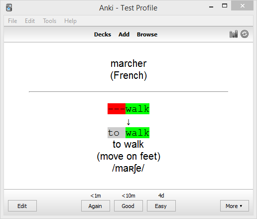 Greg's Reflections: Using Anki Flashcards for Vocabulary Drill