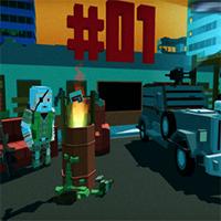 #01 Zombie Apocalypse Racer