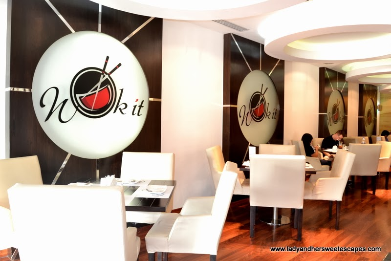 Wok It Restaurant in Karama Dubai