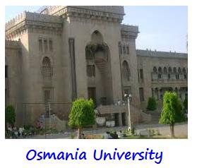 OSmania University OU results
