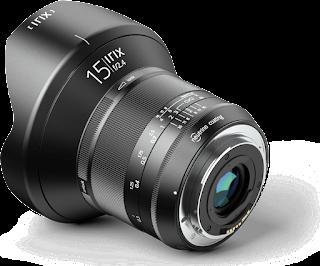 Объектив Irix 15mm f/2.4
