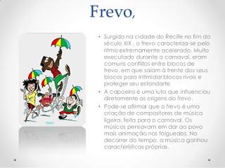 Frevo carnaval
