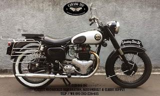 "Full rebuilt Gearbox & clutch of BSA A7 500cc "" Shooting star "" 1956 🇬🇧🇬🇧🇬🇧"