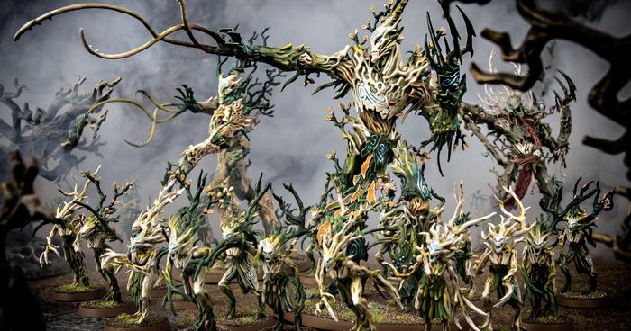 Картинки по запросу warhammer age of sigmar sylvaneth