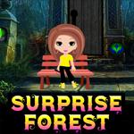 Games4King Surprise Forest Escape