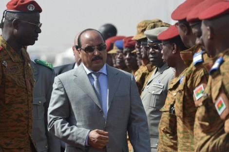 تارودانت بريس - Taroudantpress :رئيس موريتانيا: أمريكا وأوروبا لا ترغبان في قيام دولة بالصحراء