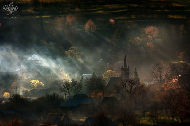 魔法にかかったような美しさ。ヨーロッパの美しい原風景7枚【Nature】