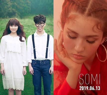AKMU and Jeon #Somi to appear in upcoming episode of JTBC