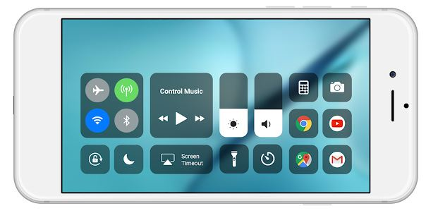 تطبيق-Control-Center-IOS-11