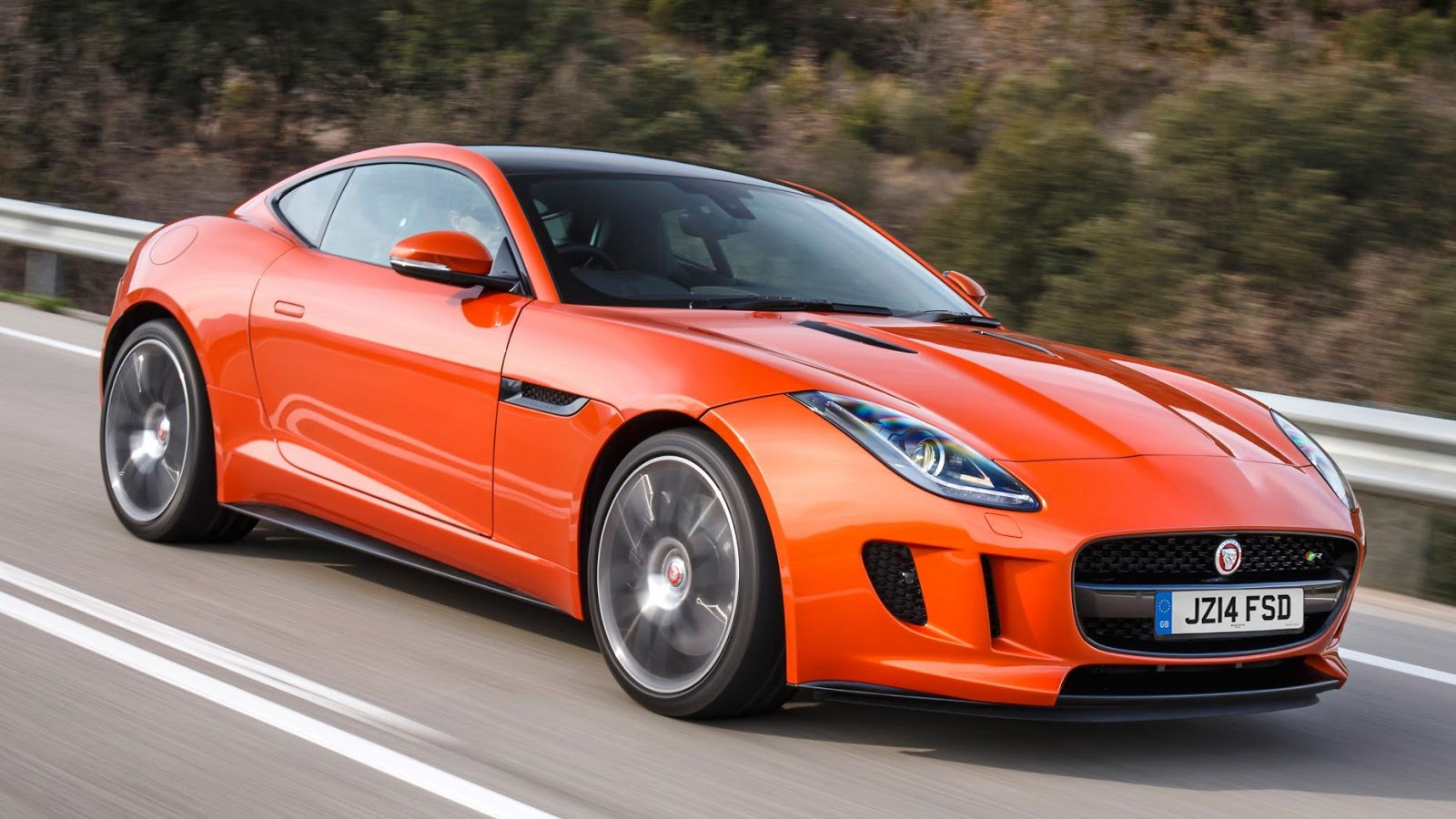 Jaguar F-Type R Coupe: £ 86.825