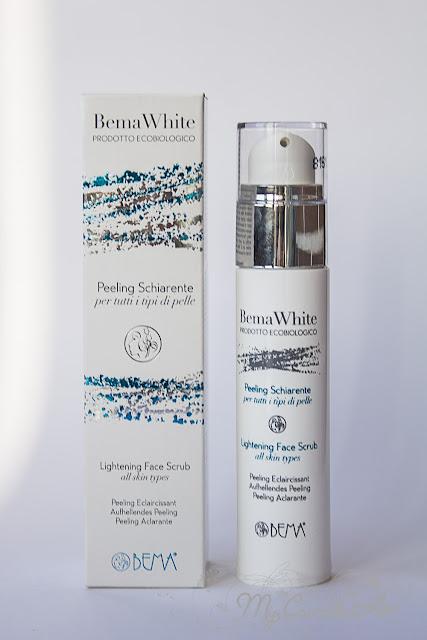 Bema White, la línea antimanchas de Bema Cosmetici. Krous y Mi cosmética bio y más...