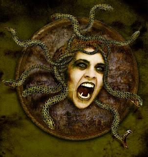 Medusa, la gorgona