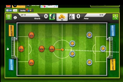 soccer star mod apk unlimited money and gems