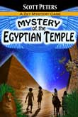 Mystery of the Egyptian Temple by Scott Peters