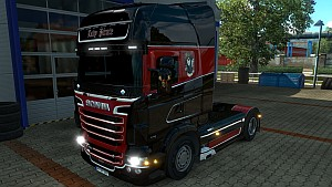 Scania RJL Lady Pirate