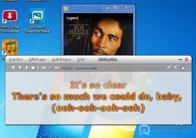 MiniLyrics : un logiciel pour afficher les paroles des chansons