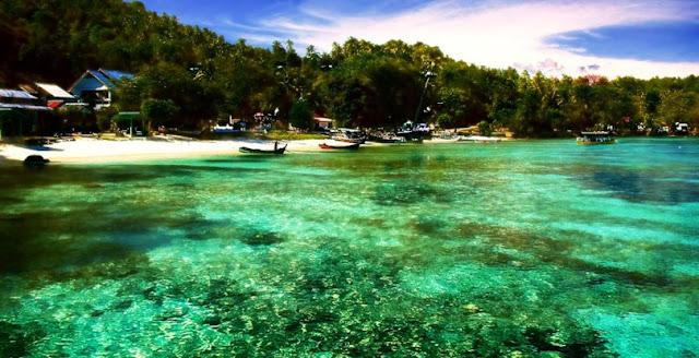 Pesona Diving di Tempat Wisata Pulau Weh Sabang