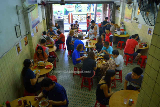 Kam-Long-Restaurant-Fish-Head-Curry-Johor-Bahru-亚福街金龙阿仔咖喱鱼头