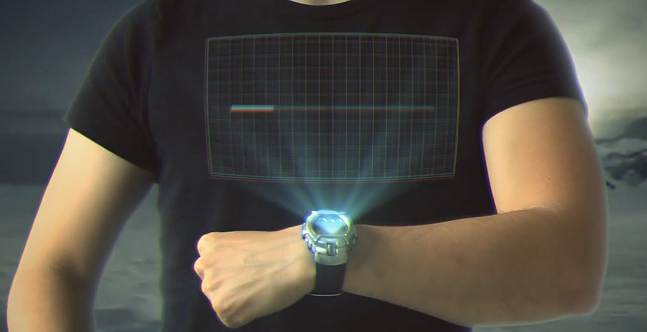Create a Retro 3D Hologram Watch in After Effects | CG TUTORIAL