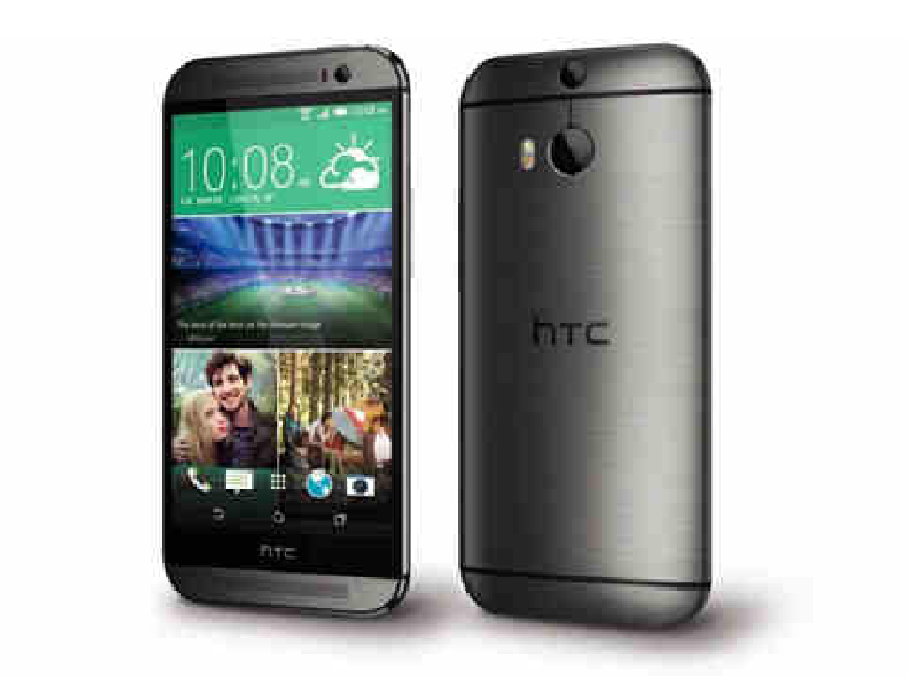 HTC Unveiled One M8s: 64-bit, 13MP Camera, Android 5.0 Lollipop