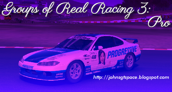 Groups of Real Racing 3 Pro