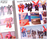 Bandai Japanese Robots Gobots Machine Robo vintage toys マシンロボ