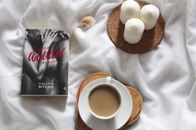 Addicted: Podwójna Pokusa, Krista & Becca Ritchie. Czyli o walce z uzależnieniem.