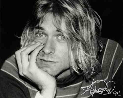 kurt cobain - photo #23