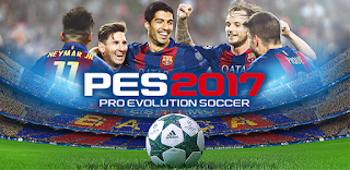 pes 17 mobile
