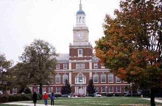 Ngintip Kampus Howard University