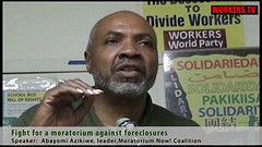 Abayomi Azikiwe, Editor of the Pan-African News Wire, Speaking in New York City on March 16, 2012