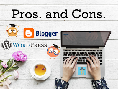 pros and cons of blog