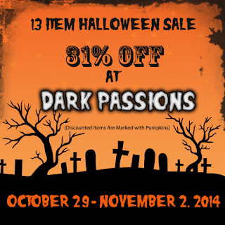 Dark Passions - Halloweek Sale
