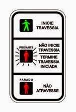Sinalização Cruzamento avenidas São João e Ipiranga