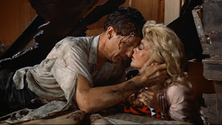 Robert Stack Dorothy Malone The Last Voyage 1960 disaster movie