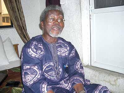 jab adu of village headmaster Nigerian actor dies