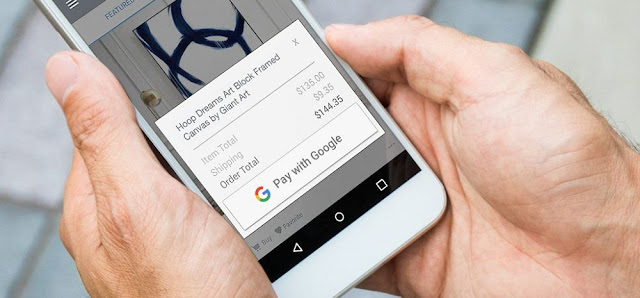 "Pay With Google"" Officially Launched In US; No Transaction Fee For Merchants!"