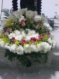 Arreglos Florales Para Centros De Mesa O Iglesia Arreglos