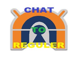 Cara merubah kuota chat menjadi reguler dengan openvpn for android