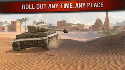 World of Tanks Blitz Mod Apk 3.4.0.443