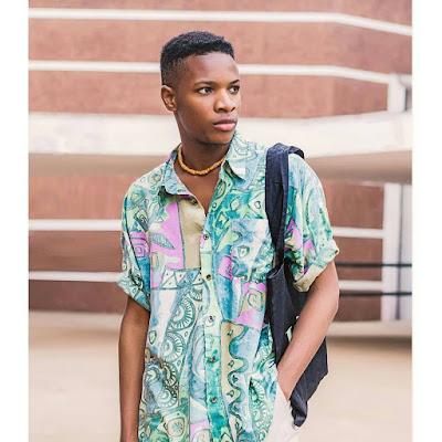 Street Request Face of the week Oni Oluwabunmi Joshua