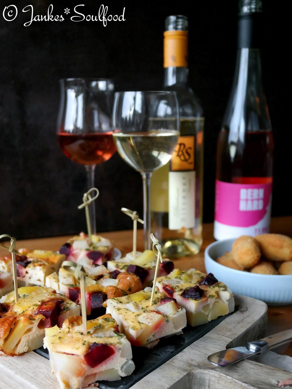 Tortilla und Croquetas von Jankes Soulfood