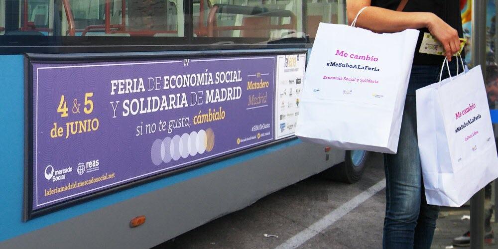Movimientos sociales impulsan iniciativas de consumo alternativo al capitalista