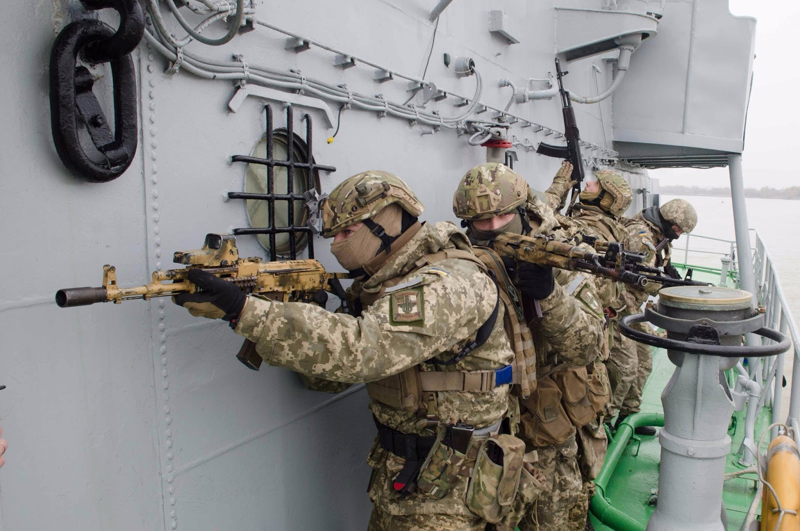 Шолом балістичний «ТОR-D» морська піхота ВМС ЗСУ