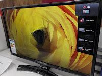 LG 28TK410V TV modes