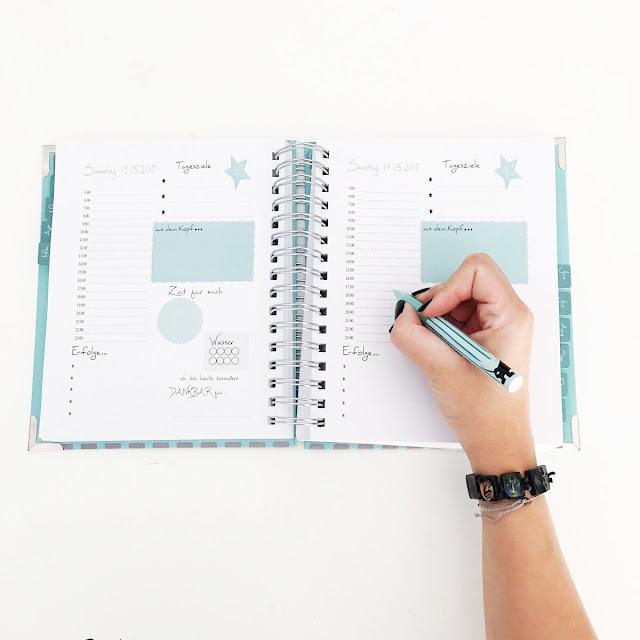 grinsestern, grinsenizer, terminkalender, timer, lebensplaner