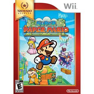 [Wii] [Super Paper Mario] ISO (US) Download