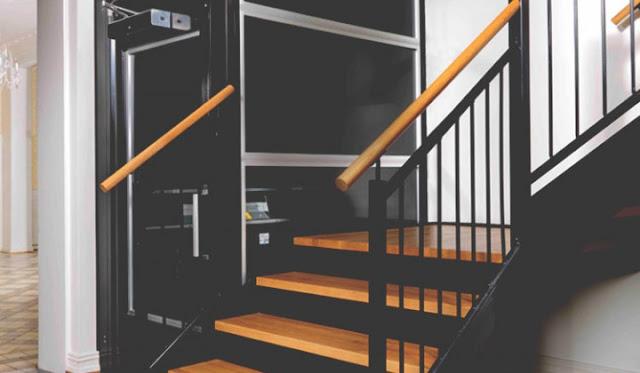 Home Lift Modern