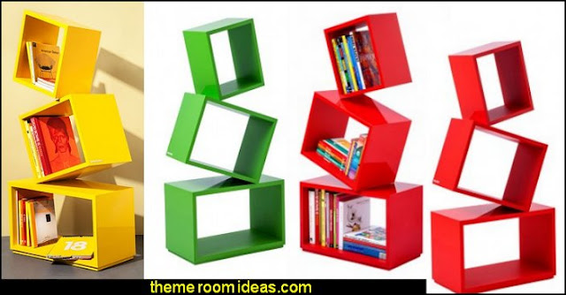 Alice in wonderland bedroom furniture bookcases