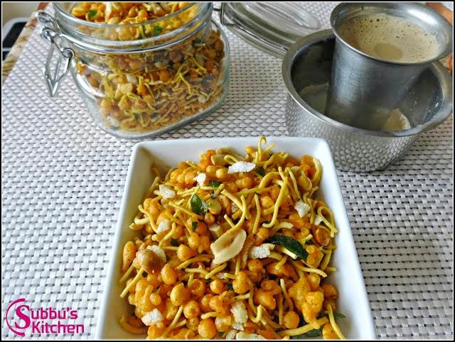 Mixture Recipe / Chennai Mixture Recipe / Diwali Mixture Recipe